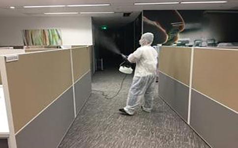 广州办公室消毒杀菌服务
